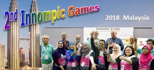 2nd Innompic Games 2018 Malaysia,world;s most innovative event, Vadim Kotelnikov, Othman Ismail