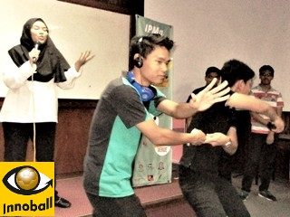 Malaysia University Innompic Games IPMA 2018 Passionate Presentation story telling
