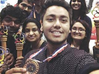 World's Best Innovator 2017: Satyajut, India, 1st Innompic Games