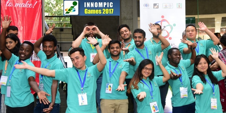1st Innompic Games gestire cross-cultural unity International team India Russia