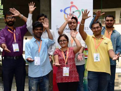 India innovation team 1st Innompic Games Best in Anticipation, Creative Maketing, Creative Problem Solving