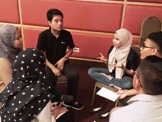 Innompic Games discussion Malaysia