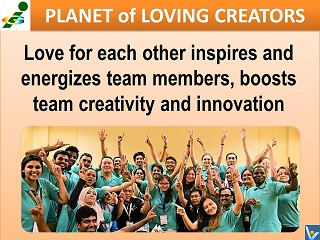Passionate Team Innompic Planet of Loving Creators Vadim KOtelnikov Advice